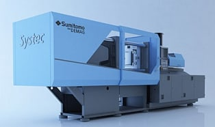"""ActiveCool+Clean"" forSumitomo Demag's Systec machines"