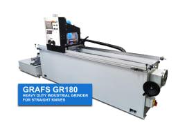 Grafs GR180 - szlifierka