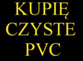 Odpad twardej folii PVC