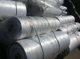 Odpad LDPE folia z dodatkami