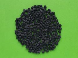 PA6.6 30GF czarny recyklat