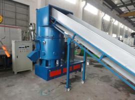 Agglomerator-compactor