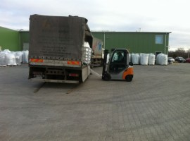 LDPE regranulate for
