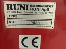 EPS compactor, Runi Sk120