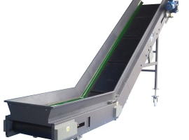 Conveyors, feeders for