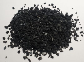 Rubber granulate EPDM
