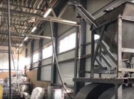 System podczyszczania