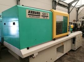 Wtryskarka Arburg 420S
