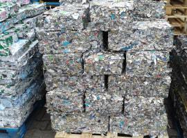 Odpad aluminium