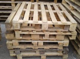 Palety drewniane kanapkowe