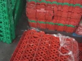 Przemiał HDPE z paletki