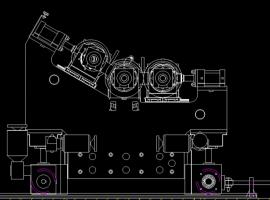 Kalander 315mm/800 mm