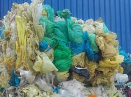 Folia odpadowa kolor