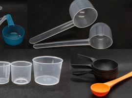 Measuring cup 5ml,10ml