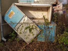 Containers - refrigerators