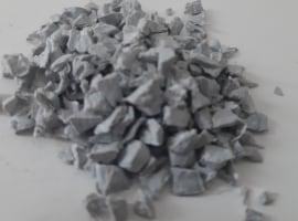 ASA / PC regrind gray