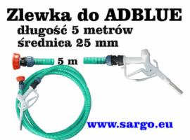 Zlewka do Adblue
