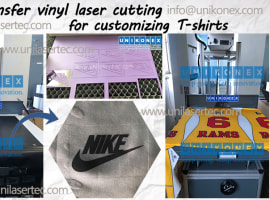 Unikonex laser cutting