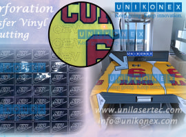 Unikonex laser perforation