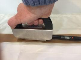 Ręczna zgrzewarka z cyfrową