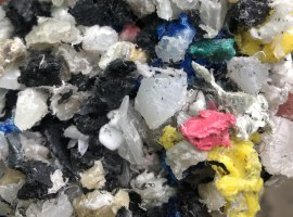 LDPE regrind, film and