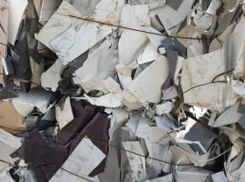 Odpad PVC mix kolor