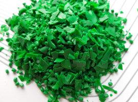 TPE, przemiał, zielony