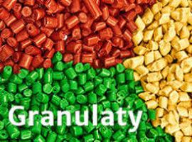 Granulaty, regranulaty