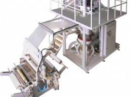 Extruder - Line for 2-layer