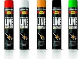 Znakowanie linii - Rust