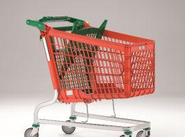 Einkaufswagen - Kapazität