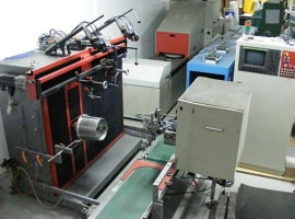 Automat sitodrukowy Cnc
