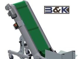 Belt conveyor NS