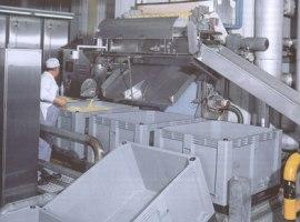 Kunststoffkisten: industriell