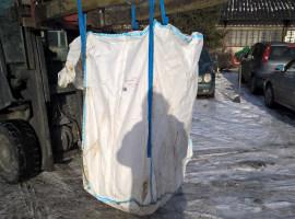 Big-Bag-Säcke zur Wiederverwendung