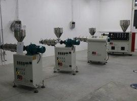 Wytłaczarka laboratoryjna