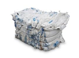 Odpady Big bagów, worków