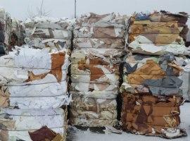 Odpady PVC, PCW, okleina