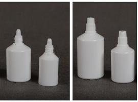 Bottle 20 ml with dropper