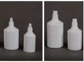 Bottle 60 ml with dropper
