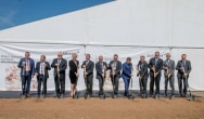 Groundbreaking for Clariant's