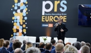 PRS Europe - speakers from