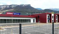Neues Gebäude für Wittmann