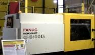 Wtryskarka Fanuc w produkcji
