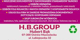 H.B. Group Hubert Bąk
