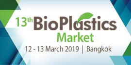 13th Bioplastics Market