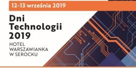 Dni Technologii Kanitech 2019