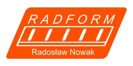 Radform Radosław Nowak