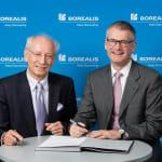 Borealis establishes endowment