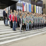 63 new trainees - more than